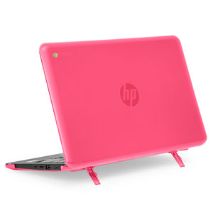 mCover Hard Shell	case for 11.6-inch HP Chromeboo 11 G6 EE