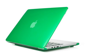 "mCover® hard shell case for                                 MacBook Pro 15.4"" with Retina                                 Display"