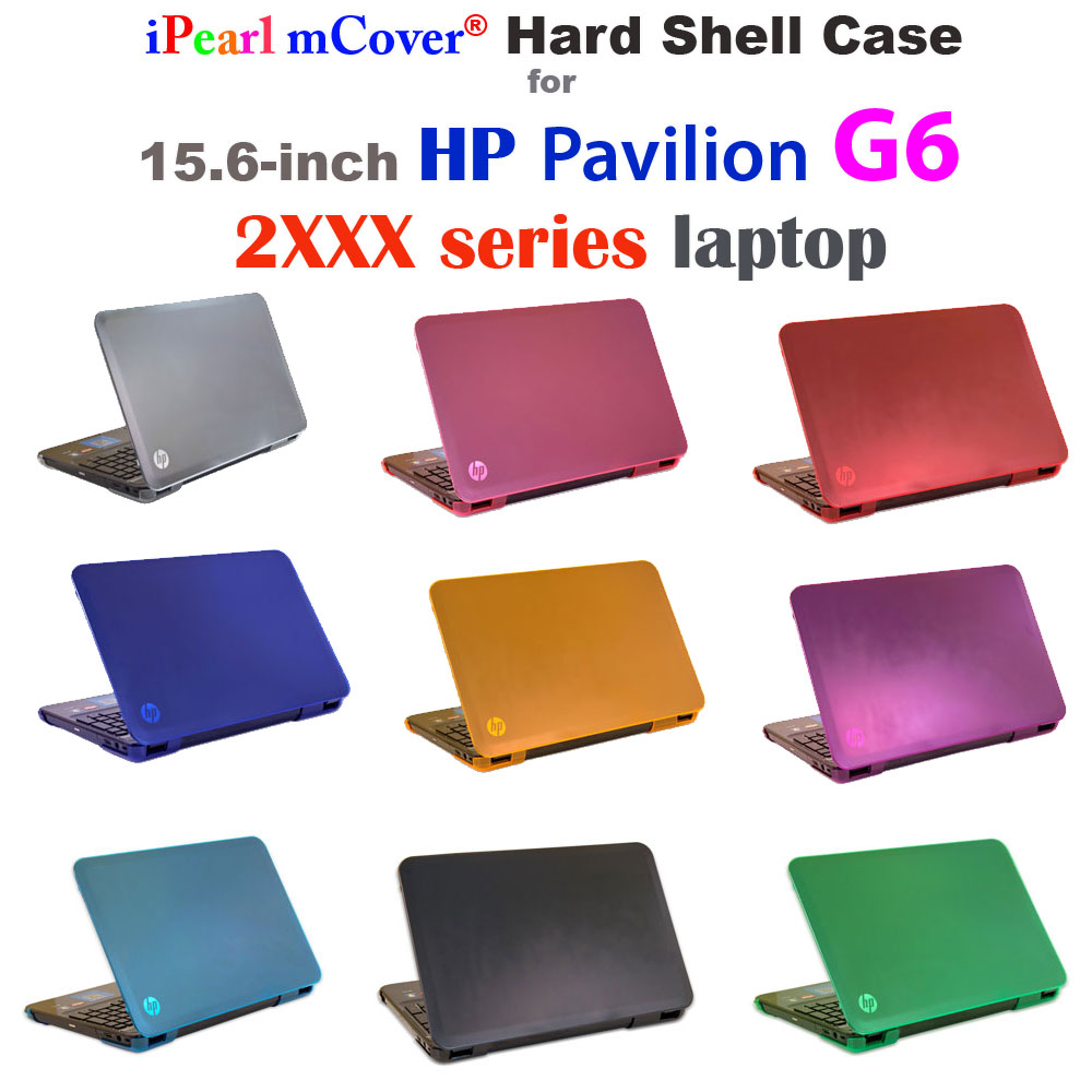 mCover for HP  					Pavilion G6 2xxx series Hard Shell Case