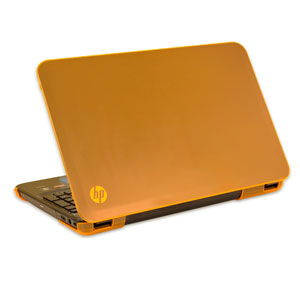 Orange hard mCover for HP  					Pavilion DV6 7xxx series HardShell  					Case HP Pavilion DV6 15.6 6xxx