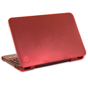 Red hard mCover for HP Pavilion  					DV6 7xxx series HardShell Case HP  					Pavilion DV6 15.6 6xxx