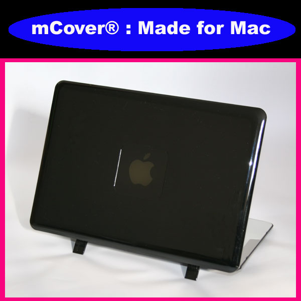 BLACK hard shell case for MacBook Air