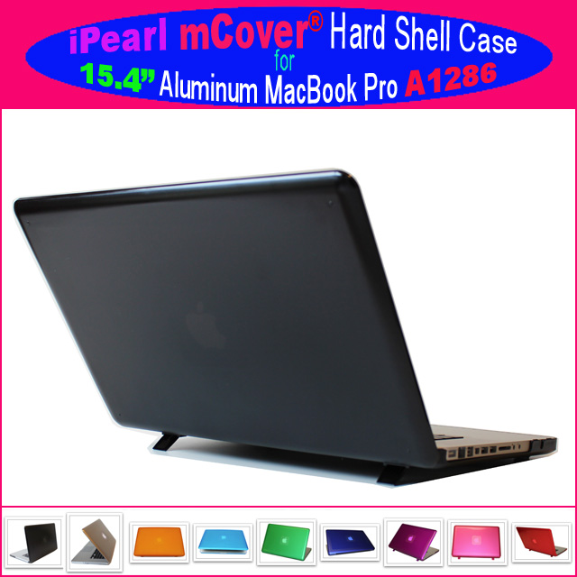 GREY hard shell case  			for MacBook Pro
