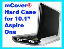 Black hard case for Acer Aspire One  10.1-inch Netbook