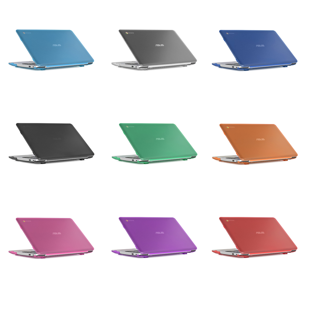 """mCover Hard Shell case  for ASUS C200MA serirs  Chromebook 11.6"""""""