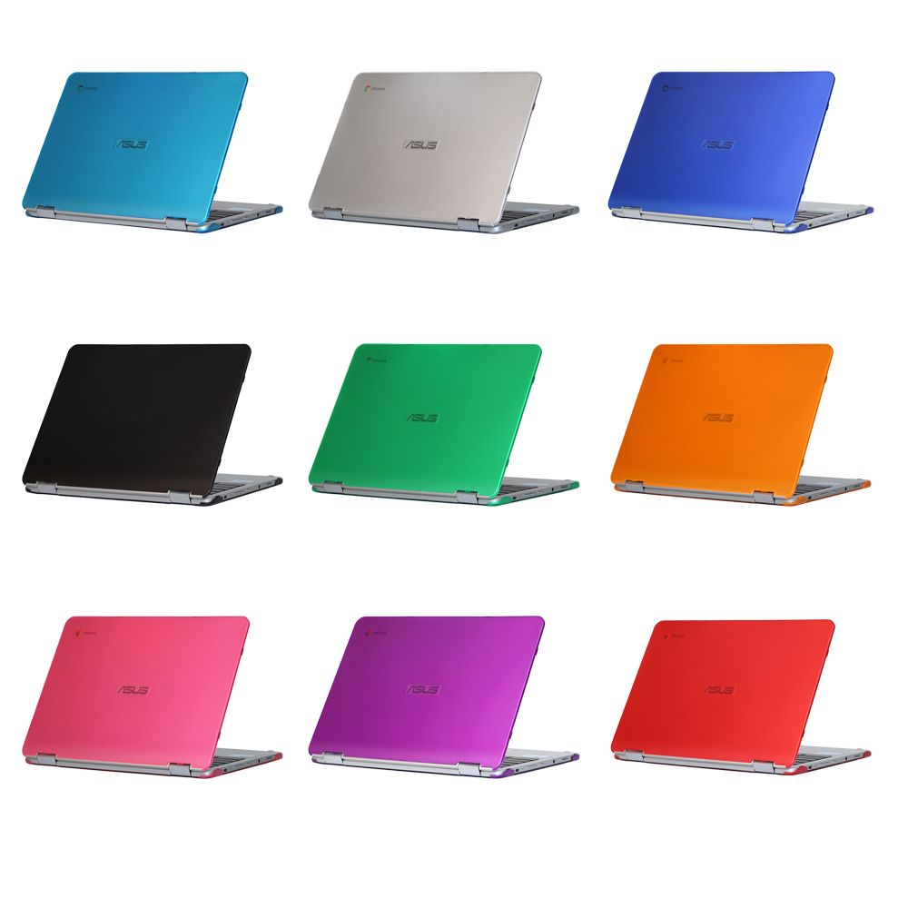 mCover Hard Shell case for 12.5-inch ASUS Chromebook Flip C300CA Series