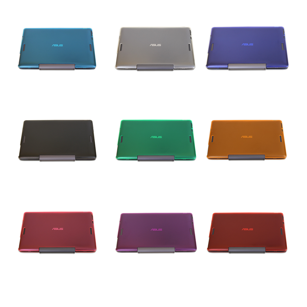 "NEW mCover Hard Shell Case for 10.1"" ASUS Transformer Book"