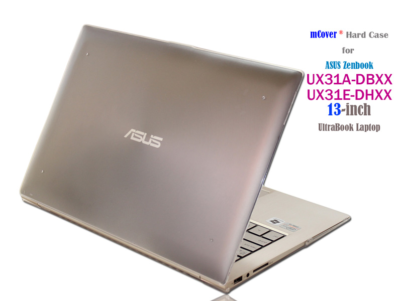 mCover Hard Shell case for ASUS Zenbook                             UX31A / UX31E series Ultrabook