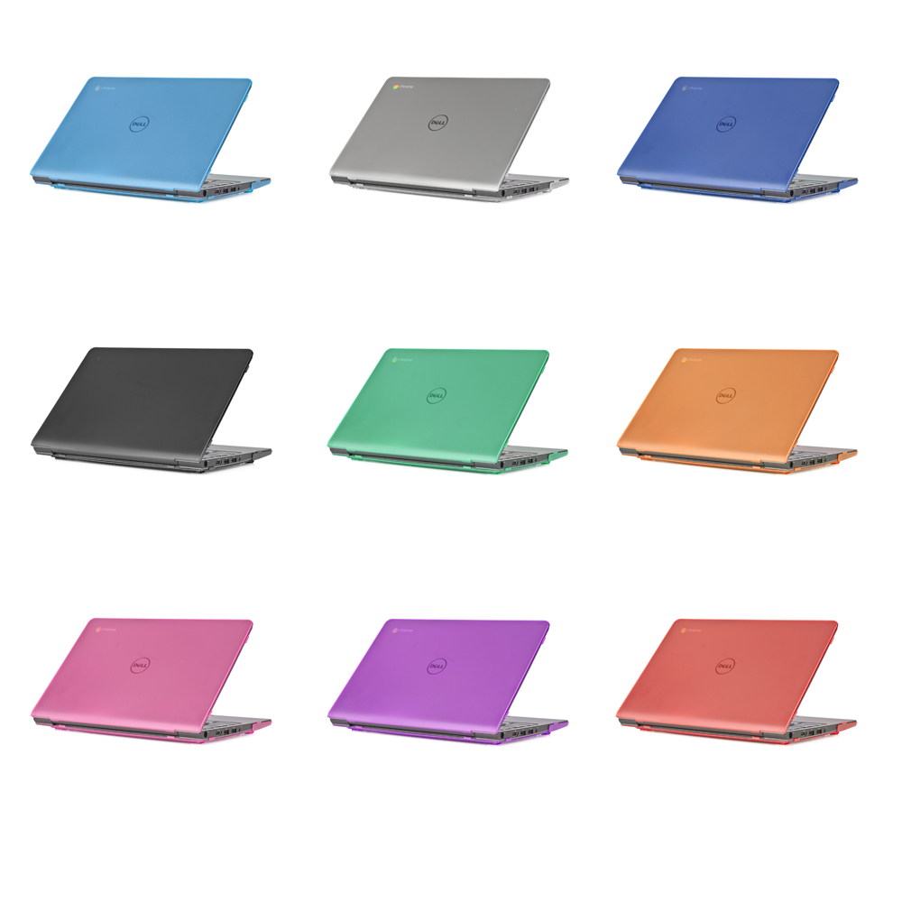 "mCover Hard Shell  						case for Dell 11.6""  						series Chromebook 11"