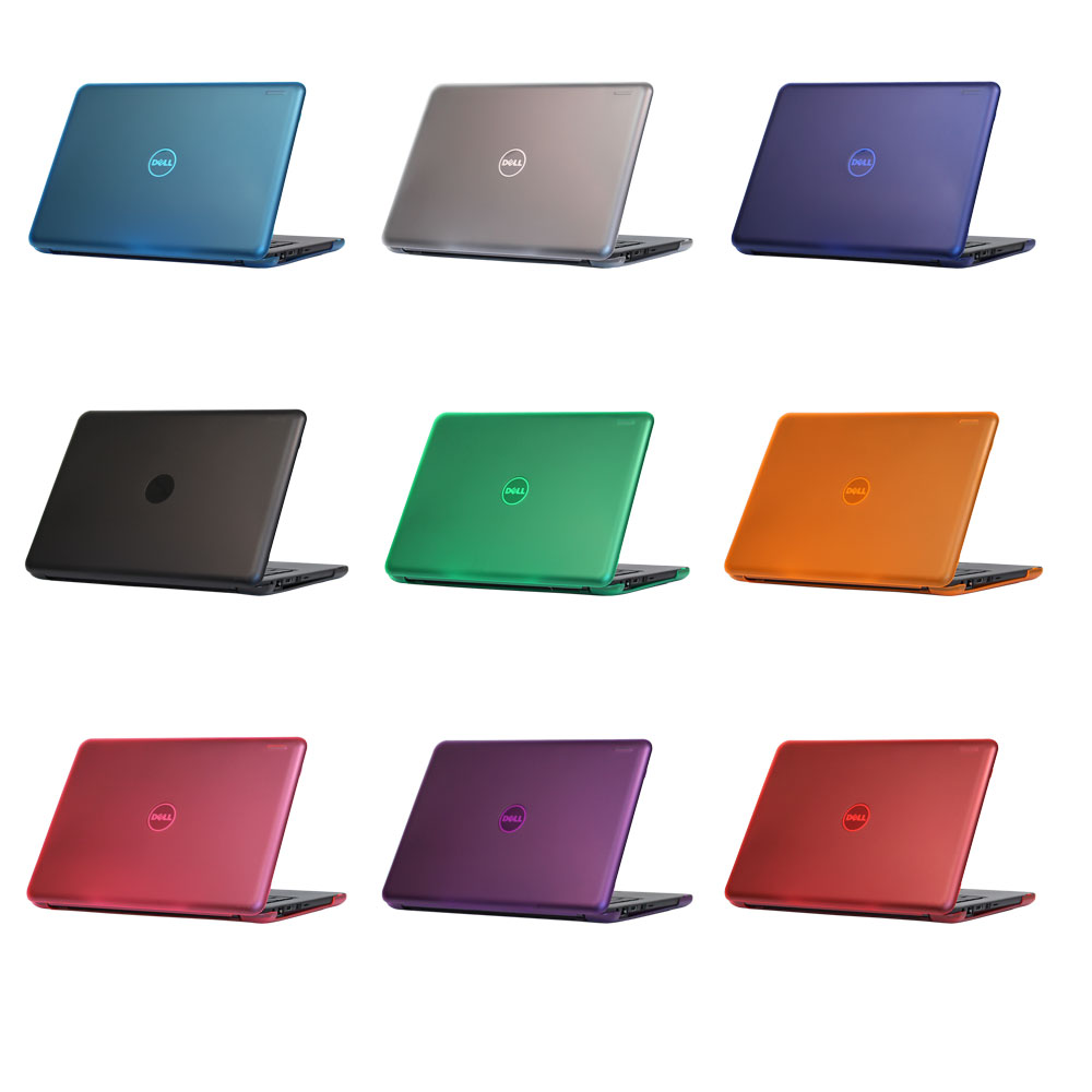 "mCover Hard Shell case for 	Dell 13.3"" series Chromebook 13 3380 ( released in early 2017 )"