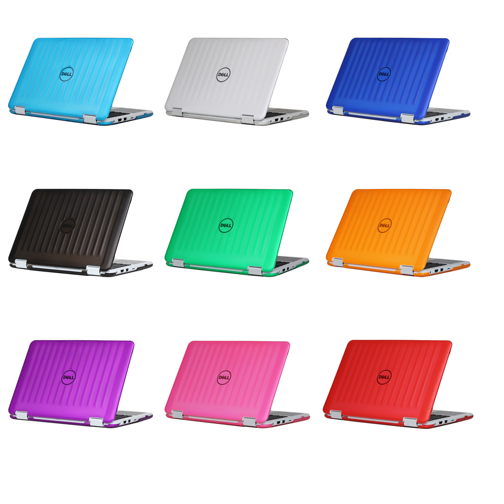 "mCover Hard Shell case for new 2016 					11.6"" Dell Inspiron 11 3168 3169 				series laptop with Touch Screen"