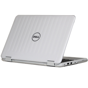 "mCover 										Hard Shell 									case for 										11.6"" 									Dell Inspiron 										11 3000 series 									3168 3169 										2-in-1 with 									Touch Screen"