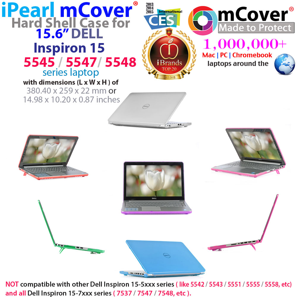 mCover for Dell Inspiron 15 5547 series