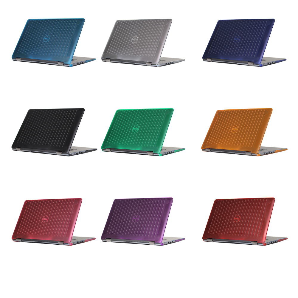 """mCover Hard Shell case for  15.6"""" Dell Inspiron 15 7558  7568 series with Touch Screen"""