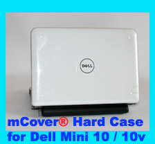 Clear hard case for Dell Mini 10  			10.1-inch Netbook
