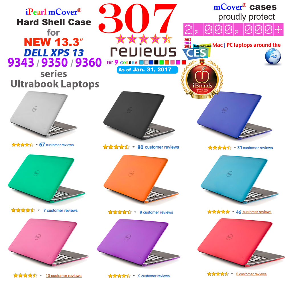 mCover Hard Shell case for Dell XPS 13                             9343 Ultrabook