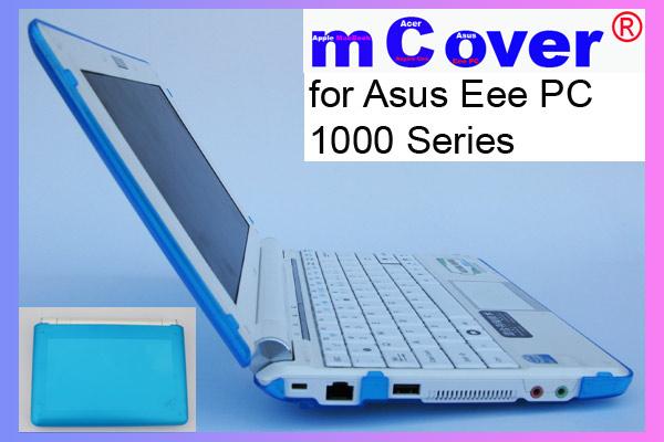 Aqua hard case for Asus Eee PC 10-inc  Netbook