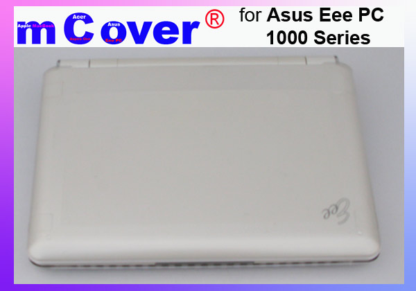 Clear hard case for Asus Eee OC 10-inc  			Netbook