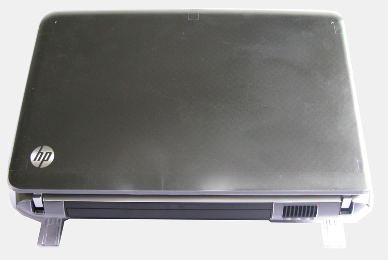 Clear hard case