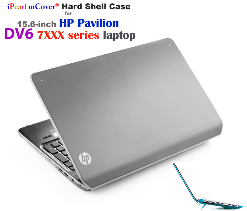mCover for HP Pavilion DV6 6xxx series  				Hard Shell Case