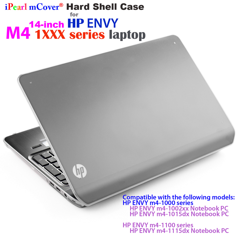 Ipearl Inc Light Weight Stylish Mcover Hard Shell Case For 14 Inch Hp Envy M4 1xxx Series Laptops