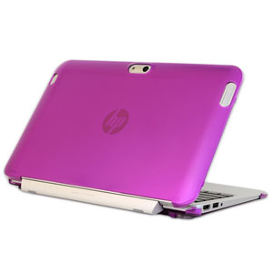 Clear hard mCover for HP ENVY X2 series  			tablet/laptop
