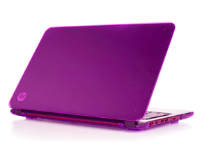 mCover hard case for HP Envy 4  					sleekbook/ultrabook