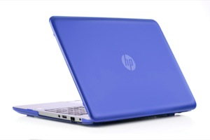 Blue hard mCover for HP ENVY  					M6-kxxx series sleekbook