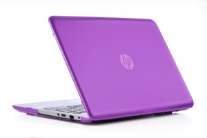 Purple hard mCover for HP ENVY  					M6-kxxx series sleekbook