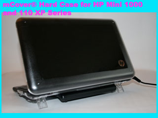 Clear hard case for HP Mini 1000  			Netbook