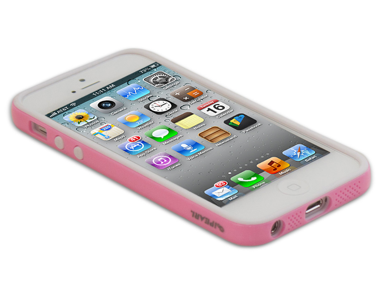 iPearl®  					Hybrid Dual-color case for iPhone 5