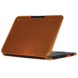 mCover  									Hard Shell  									case for  									Lenovo N21  									series  									Chromebook  									laptop