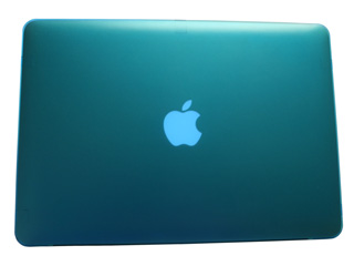 Aqua hard shell case for MacBook                                   Air A1369 13.3""