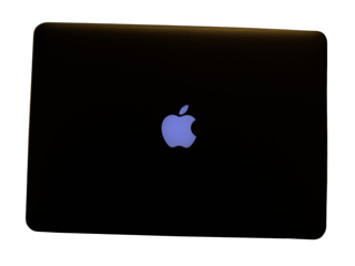 Black hard shell case for MacBook                                   Air A1369 13.3""