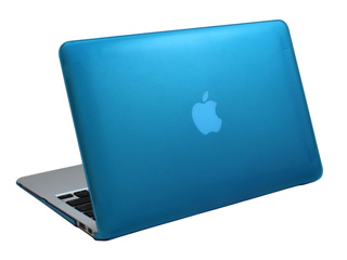 "Aqua hard shell case for MacBook  Pro Air 11.6"""