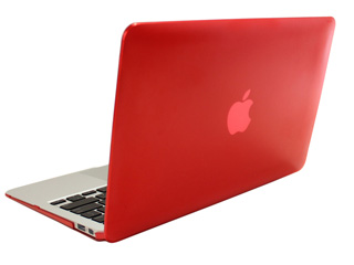 Red hard shell case for MacBook                                   Pro Air 11.6""