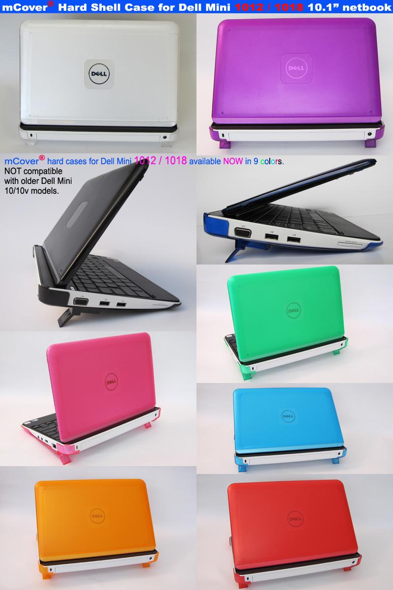 """Dell Mini 1012  10.1"""" Hard Shell Case"""