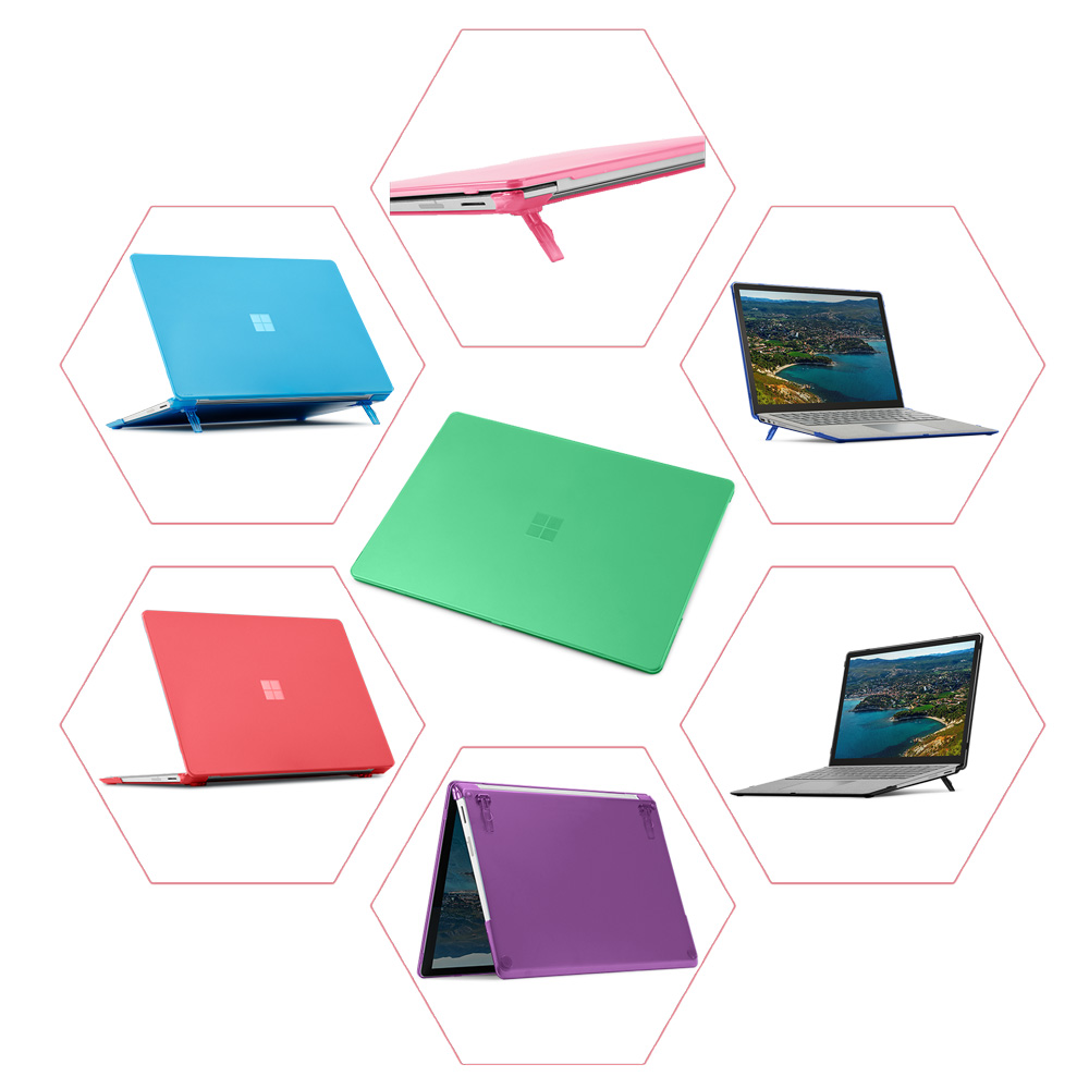 mCover Hard Shell case for Microsoft	Surface 	laptop computer