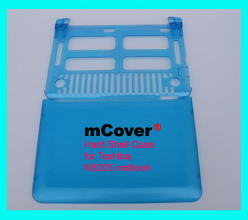 Aqua hard case for Asus Eee PC 10-inc 1005  			Netbook