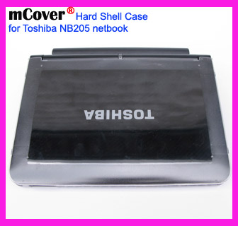 Clear hard case for Toshiba NB205 10-inc 1005  			Netbook