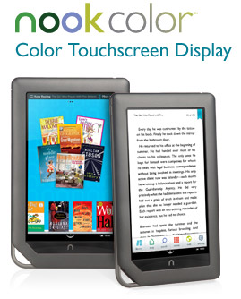 Barnes&amp;Noble Nook Color