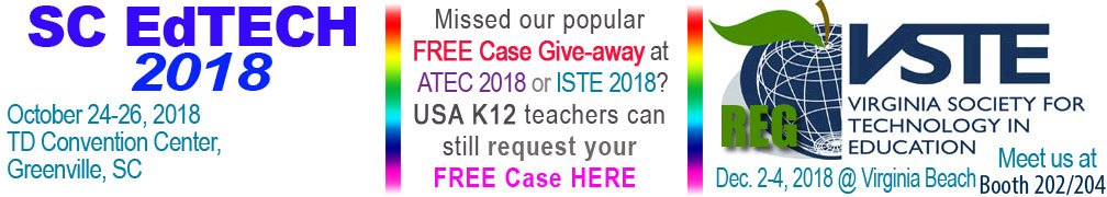 SCEdTech VSTE 2018