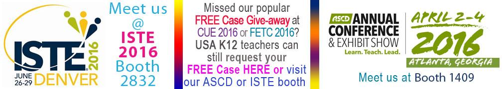 ASCD ISTE           2016 Tradeshow image