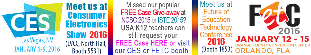 CES FETC 2016Tradeshow image