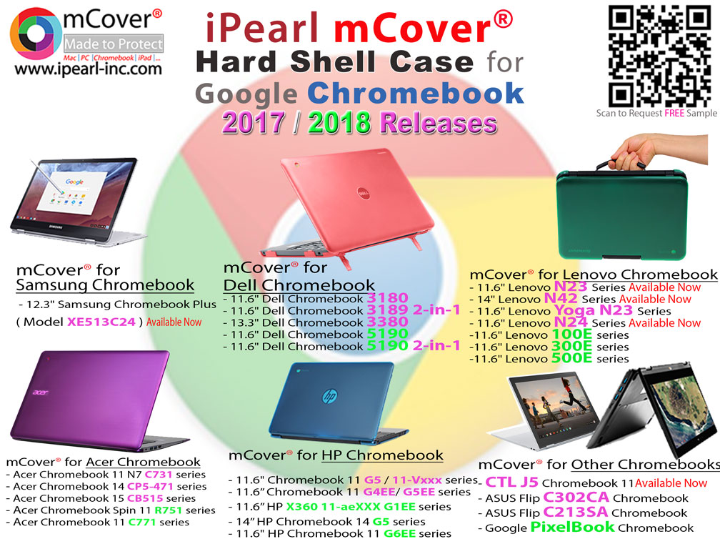 mCover new releases 2018