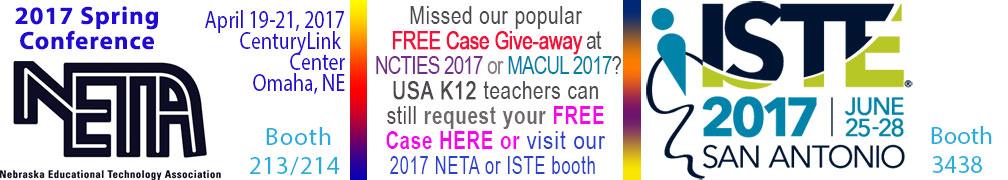 NETA           ISTE 2017 Tradeshow image
