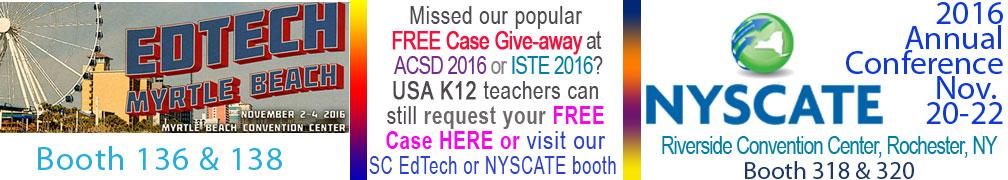 SC           EdTech NYSCATE 2016 Tradeshow image