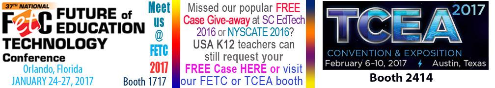 FETC           TCEA 2017 Tradeshow image