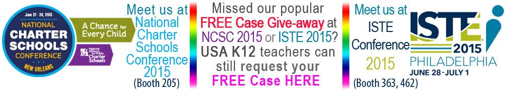 NCSC ISTE 2015 Tradeshow image