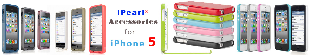 iPearl Accessories  		for Apple iPhone 5